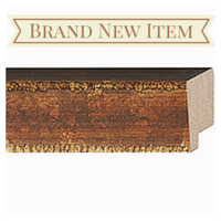 Distressed Picture Frame Molding