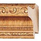 Picture Fame Molding Antique Gold