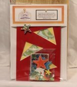 5 x 7 Mat Kit for Kids - Red and Yellow