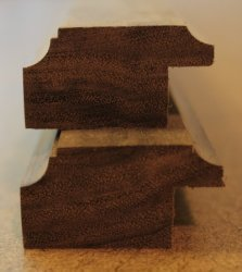Picture Frame Molding Solid Walnut
