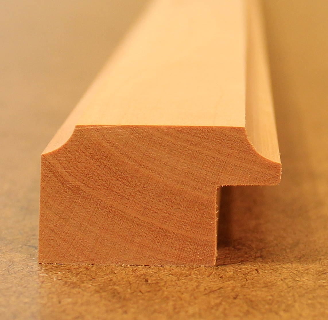 Picture Frame Molding Solid Cherry