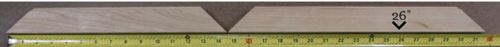 Measuring Picture Frame Molding
