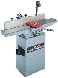 Delta 6 inch jointer used in my shop