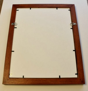 Picture Frame Backing And Easel Stands
