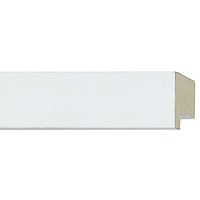 Picture Frame Molding White