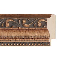 Picture Frame Molding 6301 Antique Gold
