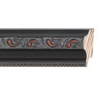 Picture Frame Molding 10188 Black