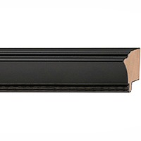Picture Frame Molding 10813 Black