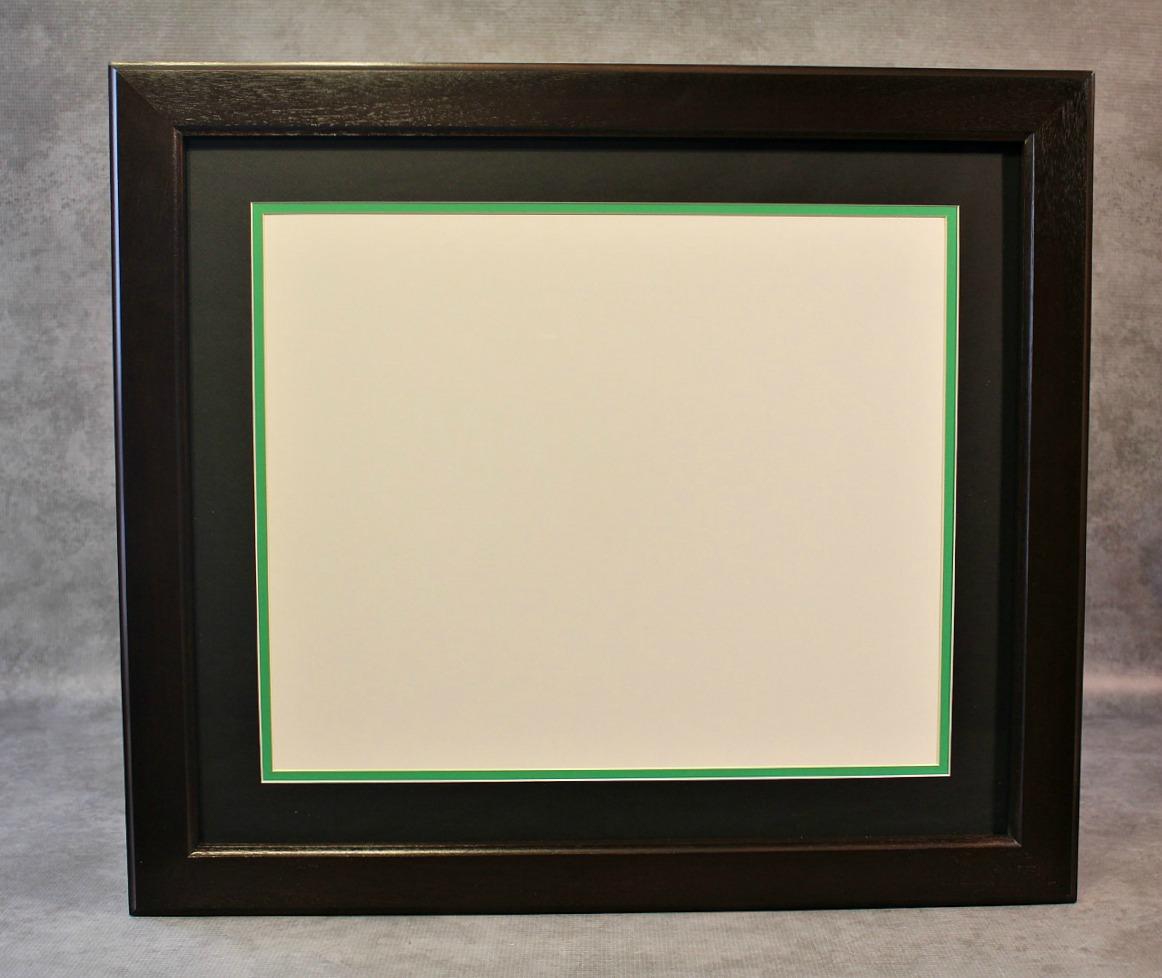 Walnut Diploma Frame