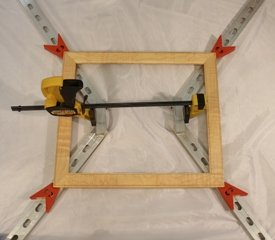 Frame Clamp in Use